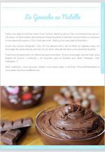 La Ganache Nutella, on en est tous accro ! ;-) 9