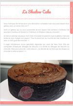 Le Shadow Cake au chocolat, le gâteau le plus «Dark» et noir 11