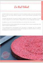 Le Red Velvet, parfait pour un gâteau d'Amoureux 10