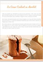 Le Coeur Coulant au chocolat, la gourmandise à l'état pur ! 4