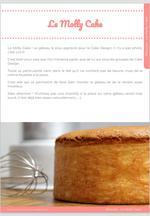 Le Molly Cake – Le gâteau parfait pour le Cake Design 10