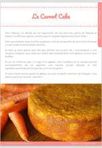 Le Carrot Cake, un gâteau ultra moelleux et gourmand ! 9