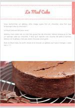 Le Mud Cake, le gâteau Supra Méga Chocolat ! 10