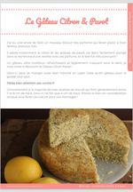 Le Gâteau Citron Pavot, frais et craquant ! 9