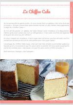 Le Chiffon Cake, un nuage de gâteau au moelleux incomparable ! 8