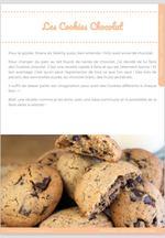 Les Cookies Chocolat, parfait pour un goûter rapide et gourmand ! 5