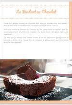 Fondant au Chocolat, rapide et tout simplement ultra gourmand ! 4