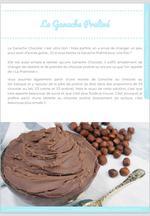 La Ganache Praliné, un bon goût de fruits secs ! ^^ 8