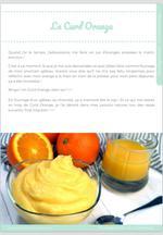 Le Curd Orange, recette de la crème d'orange gourmande ! 9