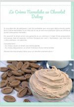 La Crème Namelaka au chocolat Dulcey 8