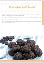 Les Cookies tout Chocolat, forts en goût, mais à dévorer ! 5
