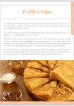 Pâte à crêpes moelleuse, rapide et facile 6