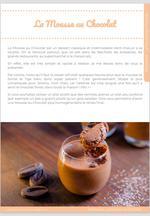 La Mousse au chocolat, facile et onctueuse ! 5