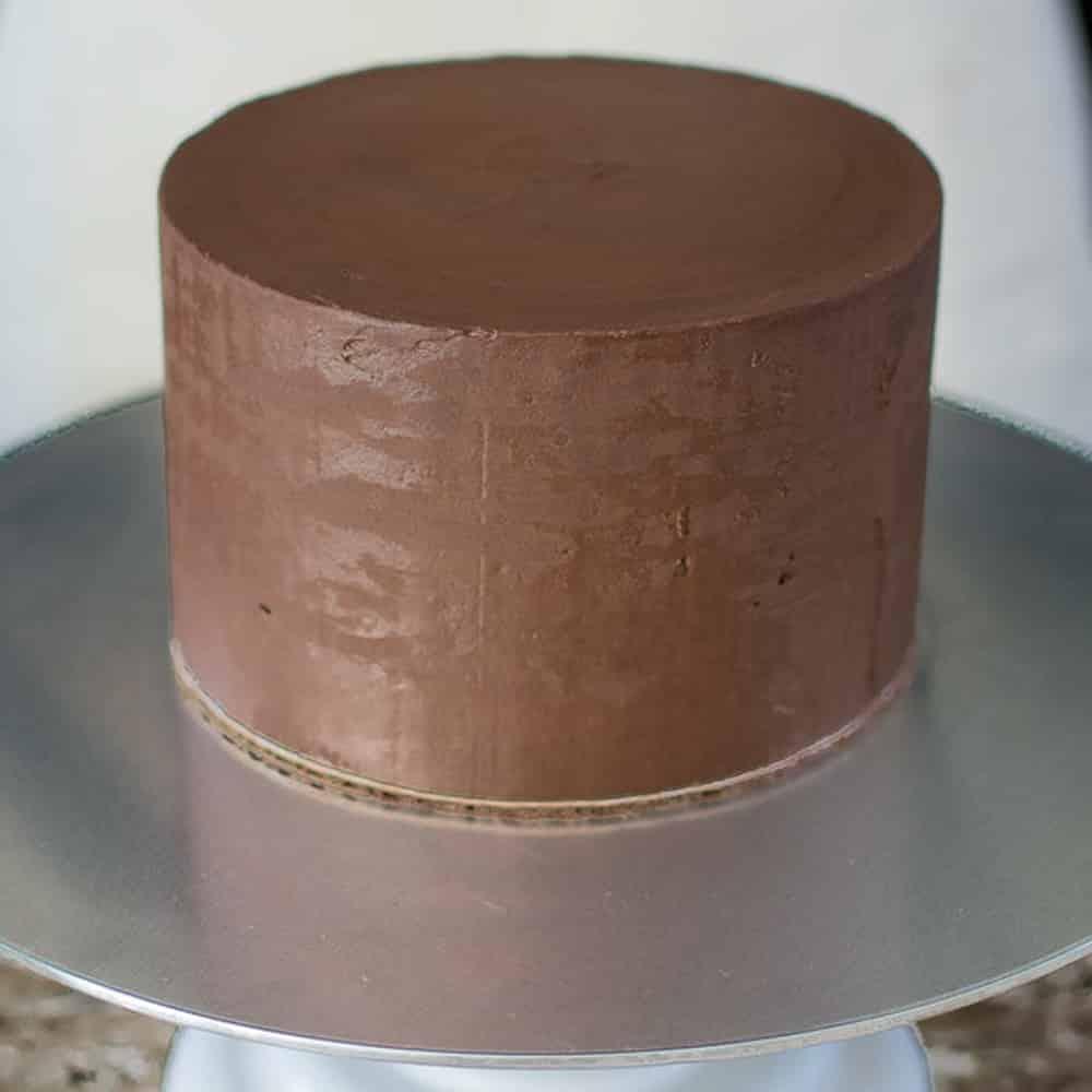 Le fourrage du gâteau 27