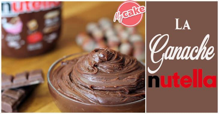 Ganache Nutella
