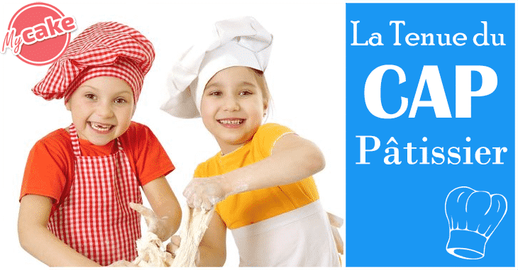 Tenue du CAP Pâtissier