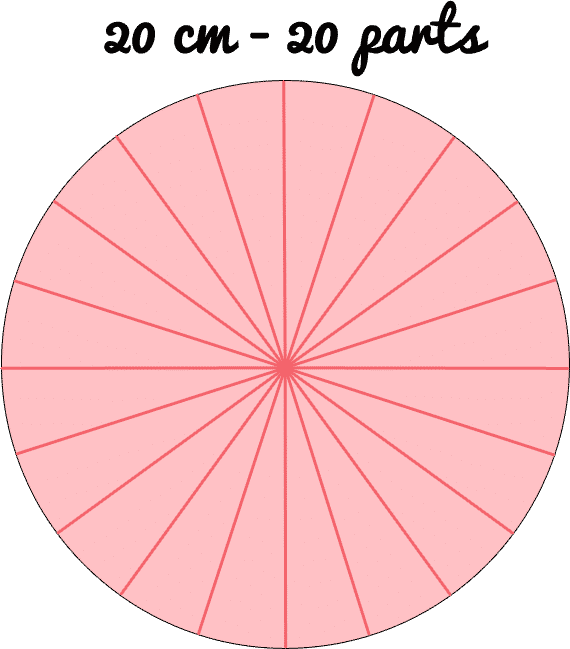 Comment couper un Gâteau de Cake Design 7