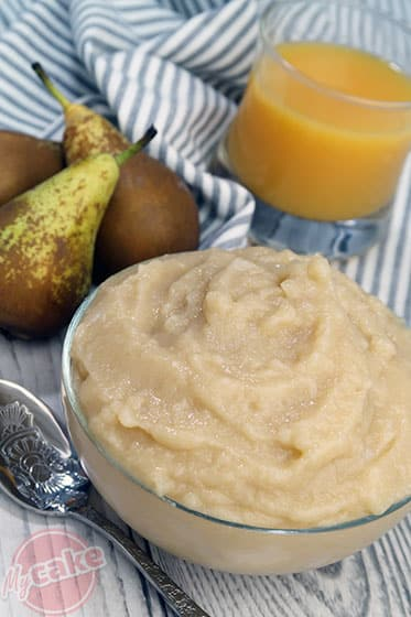 Curd Poire