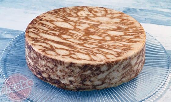 Flan pâtissier sans pâte crémeux