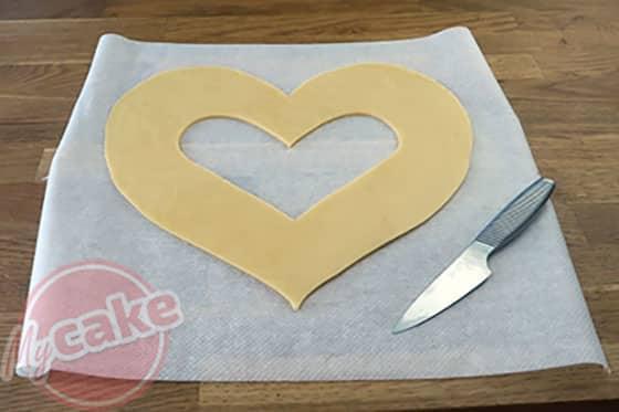 Number Cake - Faites cuire votre pâte
