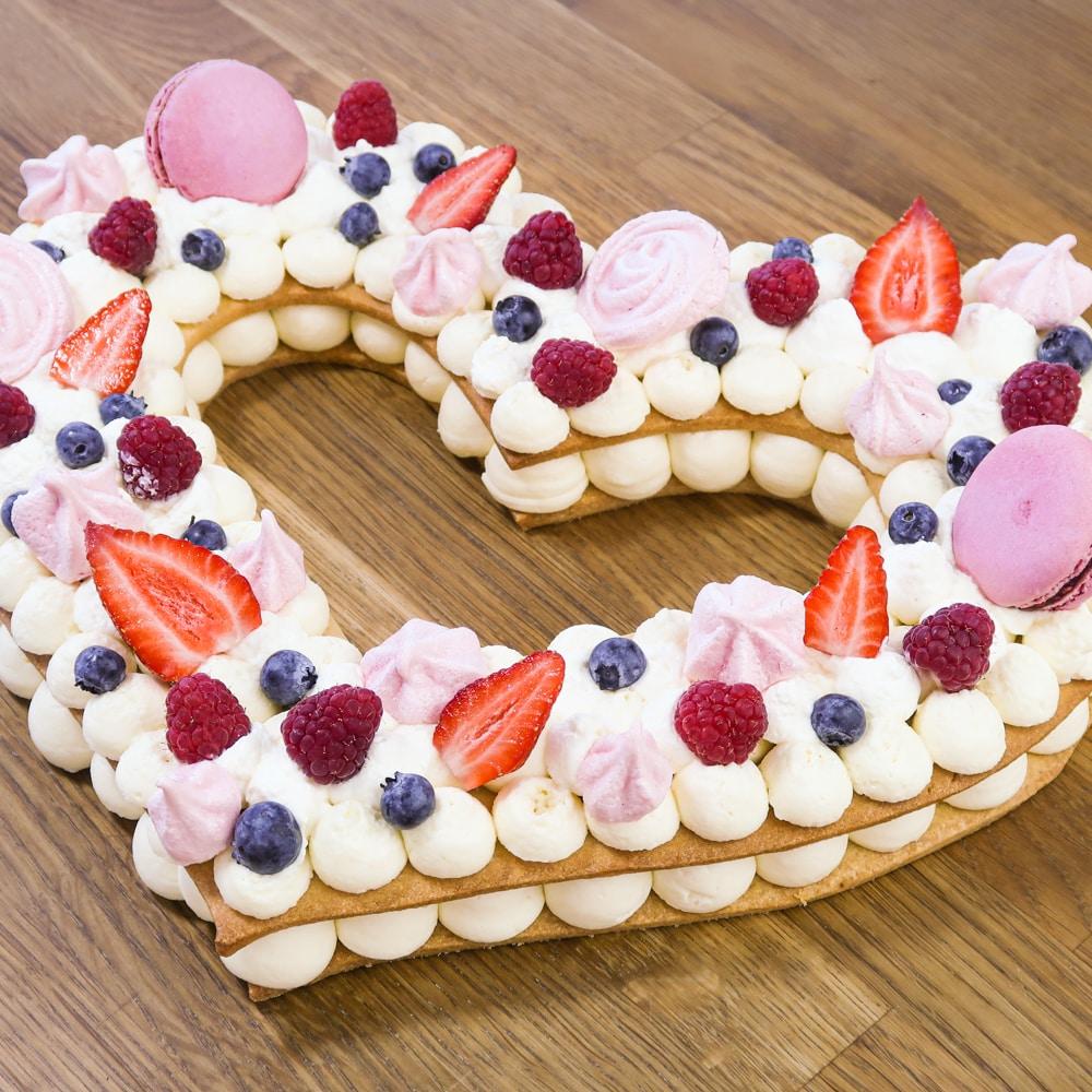 Le fourrage du gâteau 23