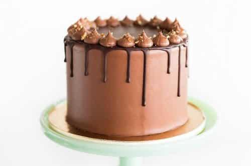 Le Drip Cake, le gâteau coulant ! 4