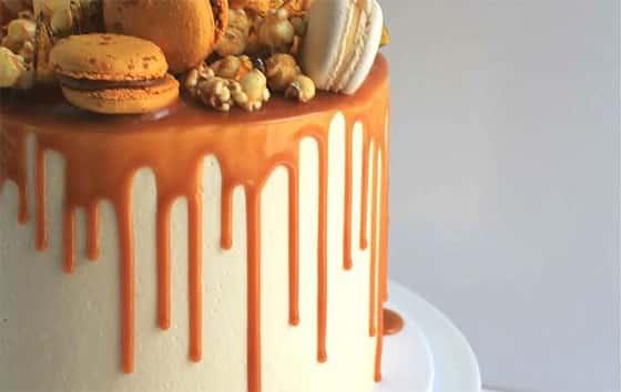 Le Drip Cake, le gâteau coulant ! 10