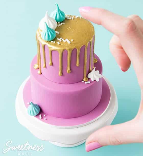 Le Drip Cake, le gâteau coulant ! 15