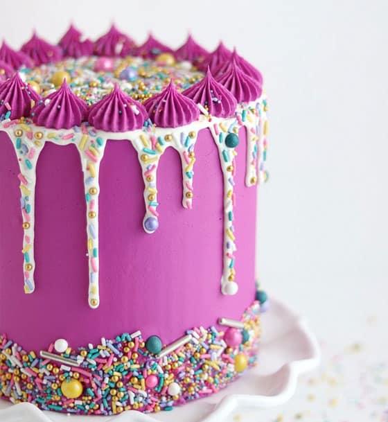 Le Drip Cake, le gâteau coulant ! 14