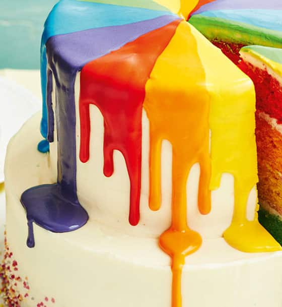 Le Drip Cake, le gâteau coulant ! 16