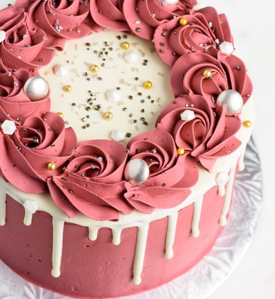 Le Drip Cake, le gâteau coulant ! 17