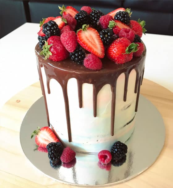 Le Drip Cake, le gâteau coulant ! 19