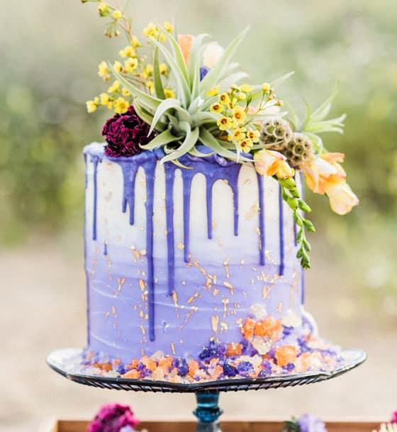Le Drip Cake, le gâteau coulant ! 18