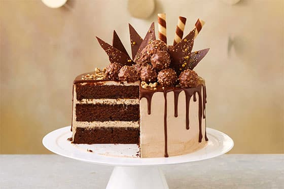 Le Drip Cake, le gâteau coulant ! 5