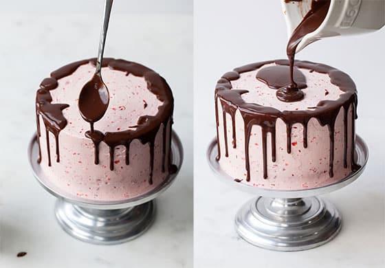 Le Drip Cake, le gâteau coulant ! 12