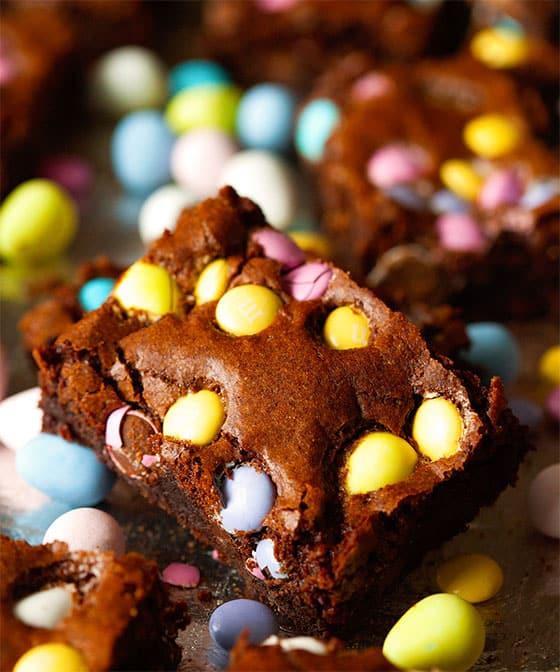 Fondant aux restes de chocolat