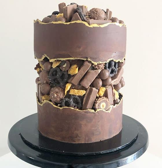 Le Fault Line Cake, tout ce qu'il faut savoir ! 23