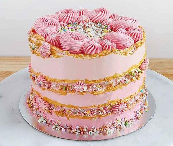 Le Fault Line Cake, tout ce qu'il faut savoir ! 5