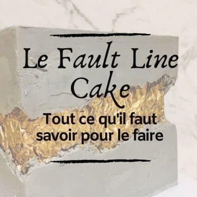 Le Fault Line Cake, tout ce qu'il faut savoir ! 29