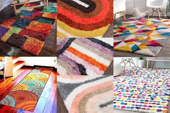 Shag carpet, les tapis à franges