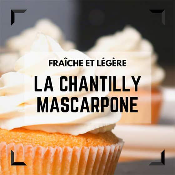 Chantilly Mascarpone