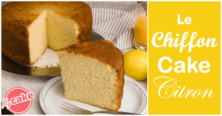 Chiffon Cake Citron