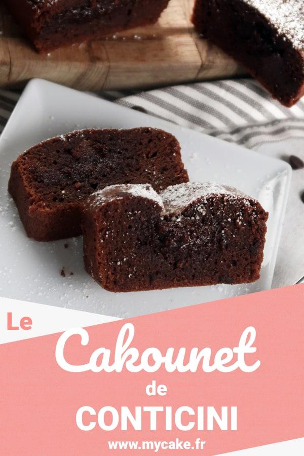 Le Cakounet de Philippe Conticini, un gros câlin ! 5