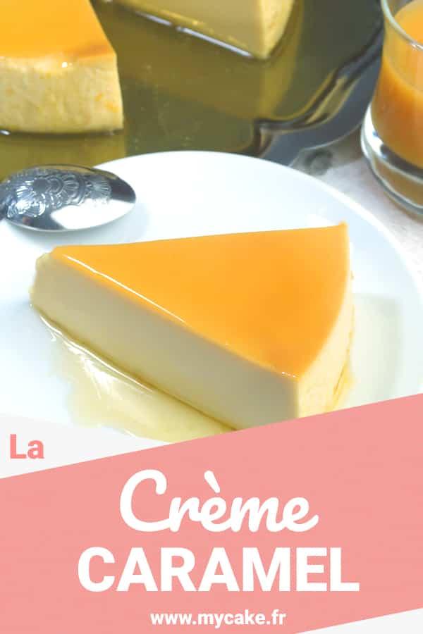Crème caramel renversée, fondante et gourmande ! 8