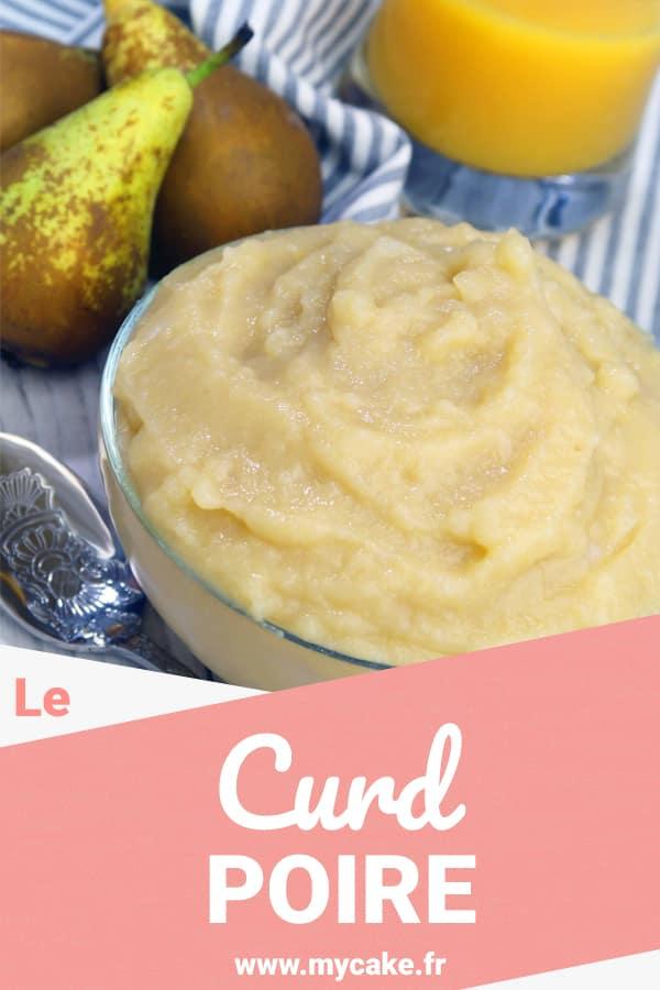 Le Curd Poire (ou Pear Curd), un fourrage tout doux ! 9