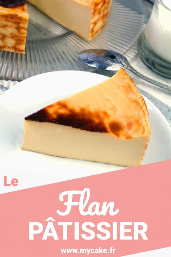 Le Flan pâtissier sans pâte ultra crémeux ! 6