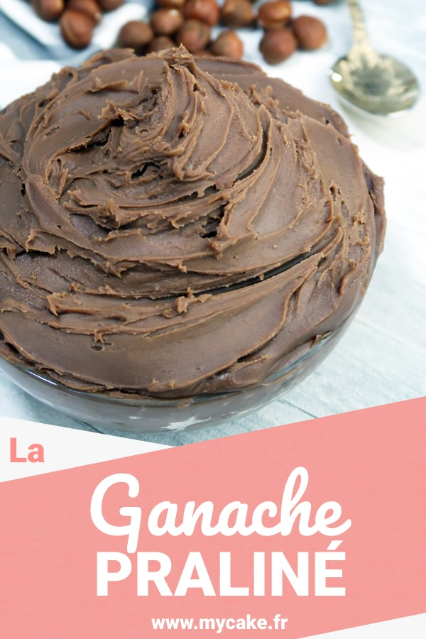 La Ganache Praliné, un bon goût de fruits secs ! ^^ 14