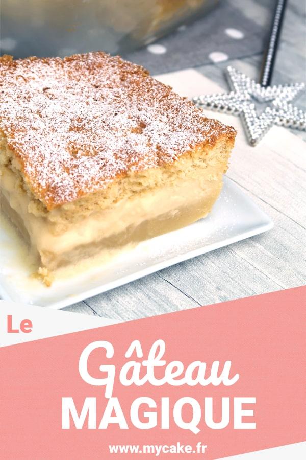 Le Gâteau Magique, une seule préparation pour 3 textures folles ! 5