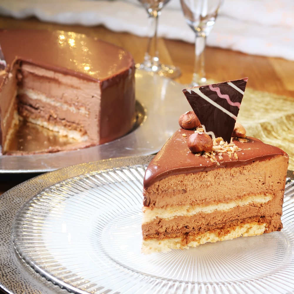 Le Royal chocolat ou Trianon, recette du CAP Pâtissier 23