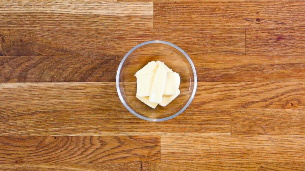 Faite fondre le beurre